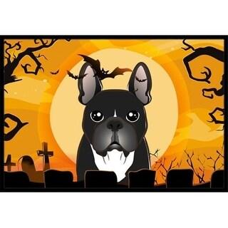 Carolines Treasures BB1785JMAT Halloween French Bulldog Indoor & Outdoor Mat 24 x 36 in.
