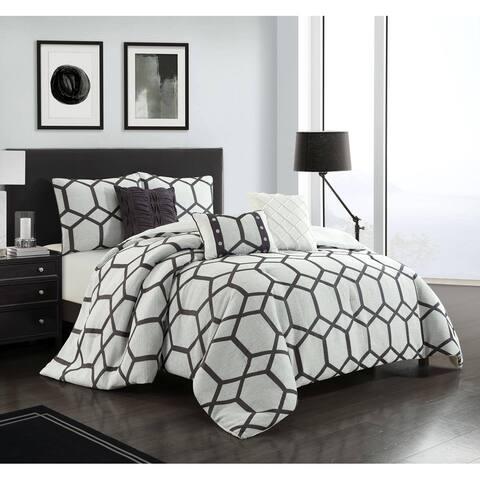 Grand Avenue Hermes 6-Piece Comforter Set