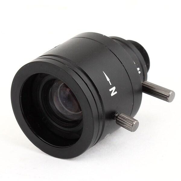 """Unique Bargains 1/3"""" F1.5 Aperture 6-15mm Manual Focus Security CCTV Camera IR Lens"""