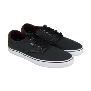 Vans Ferguson Pro Mens Black Textile Lace Up Lace Up Sneakers Shoes