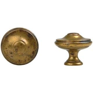 Bosetti Marella 100448 1800 Circa 1-3/8 Inch Diameter Mushroom Cabinet Knob