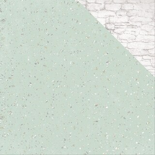 """Sage & Grace Double-Sided Cardstock 12""""X12""""-Granite"""