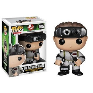 Funko Pop! Movies: Ghostbusters - Dr. Raymond Stantz Action Figure
