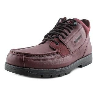 Rockport Marangue Men  Moc Toe Leather  Boot