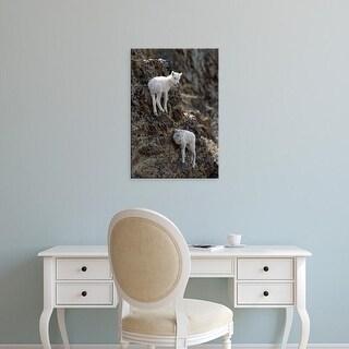 Easy Art Prints Gerry Reynolds's 'Lamb' Premium Canvas Art