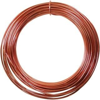 Aluminum Wire 12 Gauge 39' Coil-Copper