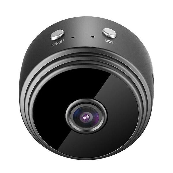 HD 1080P Mini Camera Wireless Wifi Security Cam Night Vision Motion Detect Adjus