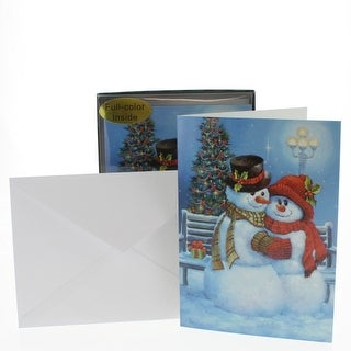 Snowmen Boxed Cards