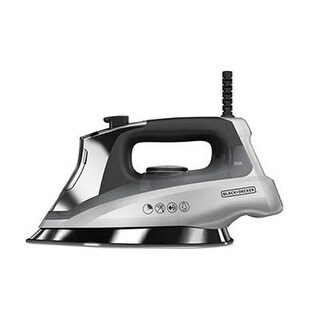 Spectrum Brands D3032g Allure Professional Steam Iron - Silver