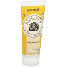 Burt's Bees Baby Bee Nourishing Lotion, Fragrance Free 6 oz (4 options available)