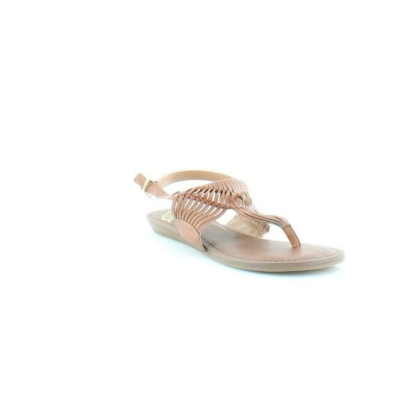 Fergalicious Sadey Women's Sandals & Flip Flops Natural - 5