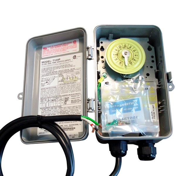 Ice Eater by The Power House T104P Timer - 230V