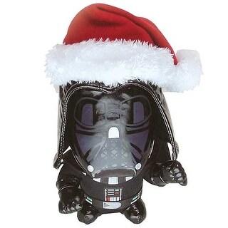 Star Wars Deformed Plush Santa Darth Vader