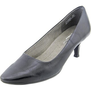 A2 By Aerosoles Foreward Women Pointed Toe Synthetic Black Heels