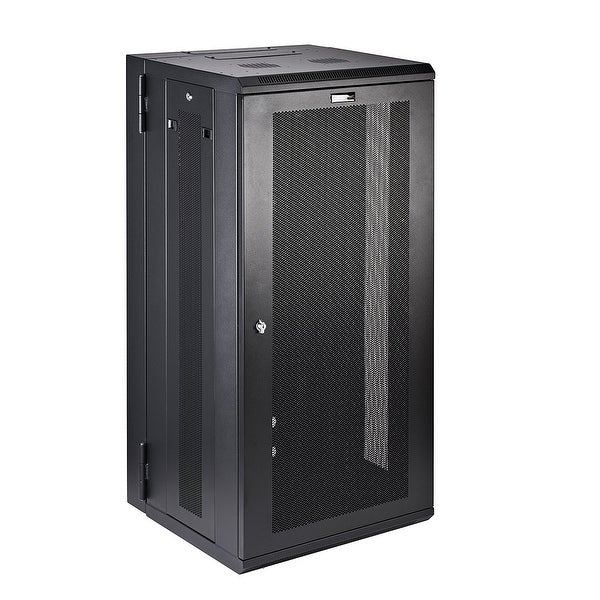 "Startech Rk2620walhm 20"" Wall Mount Server Rack Cabinet Hinged Enclosure"