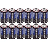 Panasonic Heavy Duty C Batteries X 12