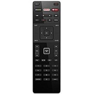 Vizio XRT122 Remote Control for HDTV - Batteries Not Included (Refurbished)