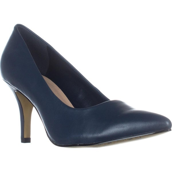 Bella Vita Define Classic Dress Pumps, Navy