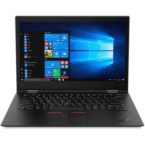 Lenovo ThinkPad X1 Yoga 3rd Gen 20LD001GUS ThinkPad X1 Yoga 3rd Gen Notebook