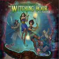 WizKids WZK72932 Approaching Dawn The Witching Hours Game