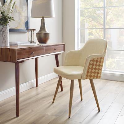 Art-Leon Mid-Century Accent Arm Chair