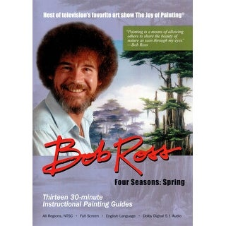 Bob Ross the Joy of Painting: Spring Collection [DVD]