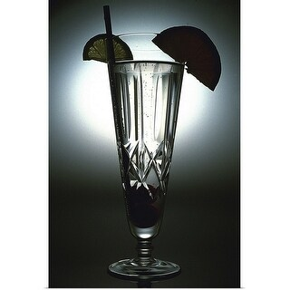 """""""Cocktail"""" Poster Print"""