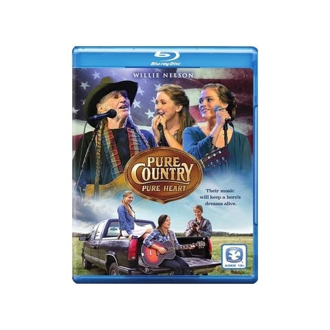 Pure country 3-pure heart (blu-ray/ws 1.78/esdh-latin sp-fr-sub/5.1 dds)