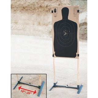 Gps 1824mts gps metal target stand 18-24 adjustable