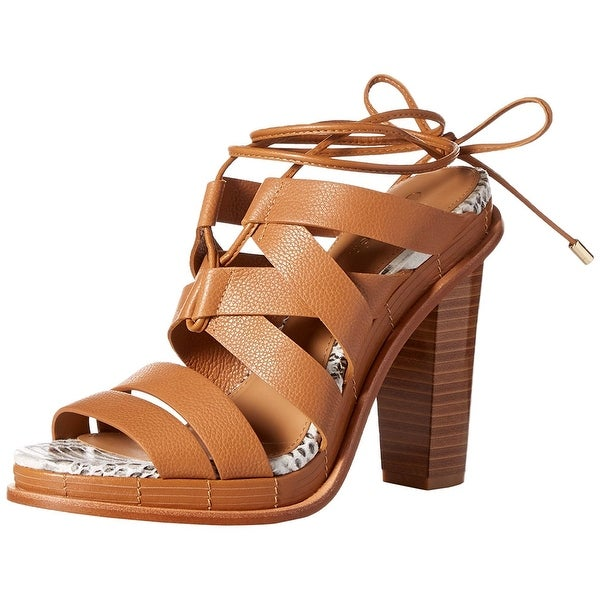 Calvin Klein Womens Panelope Toscana Open Toe Casual Strappy Sandals