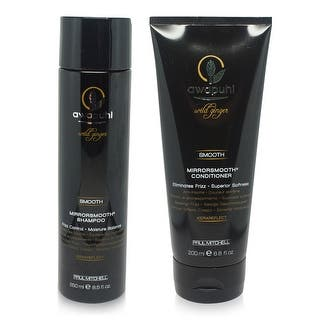 Paul Mitchell Mirror Smooth Awapuhi Wild Ginger Shampoo & Conditioner 200 ml Combo Pack|https://ak1.ostkcdn.com/images/products/is/images/direct/7ef0ac8fb72ea0338506aa57ea4639bd1dc1c670/Paul-Mitchell-Mirror-Smooth-Awapuhi-Wild-Ginger-Shampoo-%26-Conditioner-200-ml-Combo-Pack.jpg?impolicy=medium