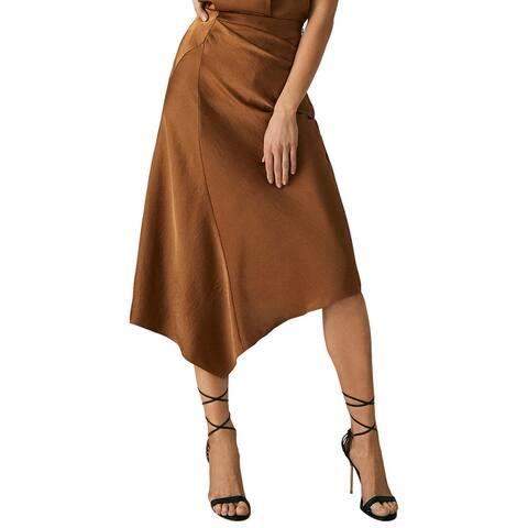 Reiss Aspen Slip Skirt