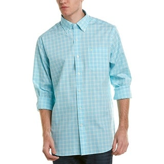 Link to Southern Tide Pinney's Beach Classic Fit Woven Shirt Similar Items in Athletic Clothing