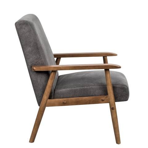 Beachwood 21-inch Solid Arm Chair