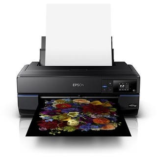 Epson SureColor P800 Designer Edition Printer w/ Advanced MicroPiezo AMC Print Head|https://ak1.ostkcdn.com/images/products/is/images/direct/7ef4b5fa508cfc6e7d07bf475c96fb3b53b86adc/Epson-SureColor-P800-Designer-Printer-Color-Inkjet-Printer.jpg?impolicy=medium