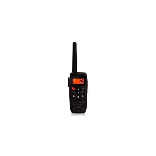 Uniden Atlantis 270 Submersible Waterproof Two Way VHF Marine Radio