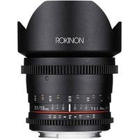 10mm T3.1 Cine Super Wide Angle Lens for Micro Four Thirds