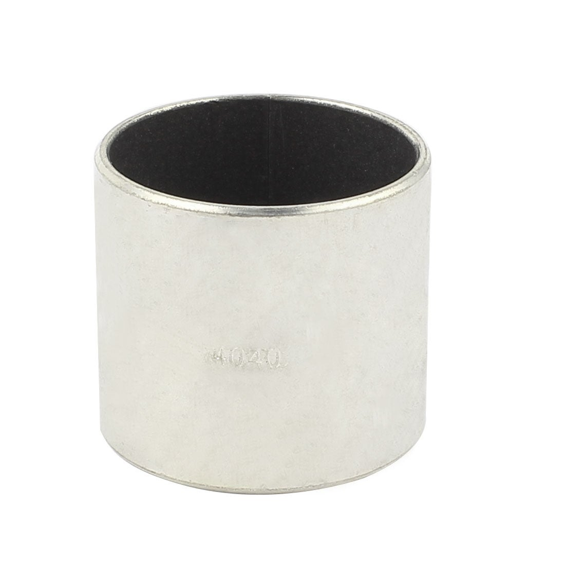 Unique Bargains 44mmx40mmx40mm Tin Plated Dry Bearing Sleeve Bushing