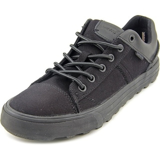 Levi's Ellison Round Toe Canvas Sneakers