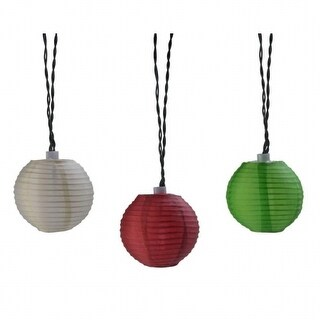 Coleman Cable 91104 Moon Rays LED Oriental String Lights