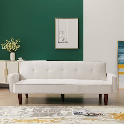 Modern Tufted Sofa Bed