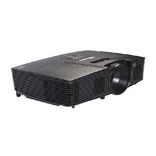 Infocus In116xa 3500-Lumen Wxga Dlp Projector, 2 Hdmi - Black
