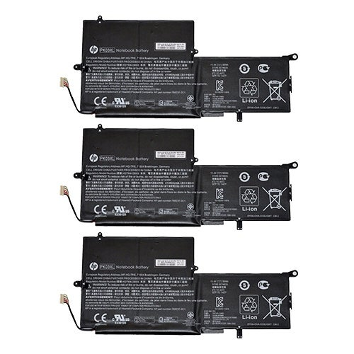 """Battery for HP 789116005 (3-Pack) Replacement Battery"""