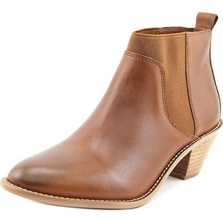 Kelsi Dagger Kadile   Round Toe Leather  Ankle Boot