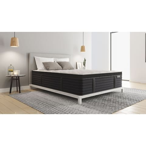 DreamSuite Cool Latex Hybrid EuroTop Mattress 14.5-inch