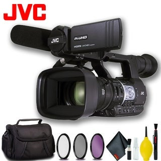 JVC GY-HM620 ProHD Mobile News Camera Bundle