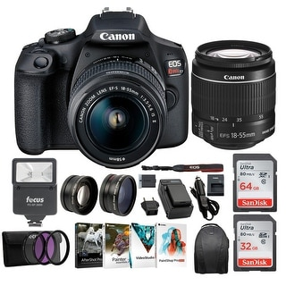 Link to Canon T7 EOS Rebel DSLR Camera with EF-S 18-55mm IS II Lens Bundle Similar Items in Digital Cameras