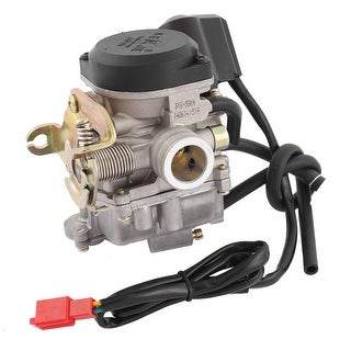 """Unique Bargains 20mm 0.8"""" GY6 50CC Carb Engine Carburetor for Motorcycle Scooter ATV"""