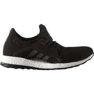 749bfd0d7a542 adidas Women s Pureboost X Trainer Core Black Core Black DGH Solid Grey