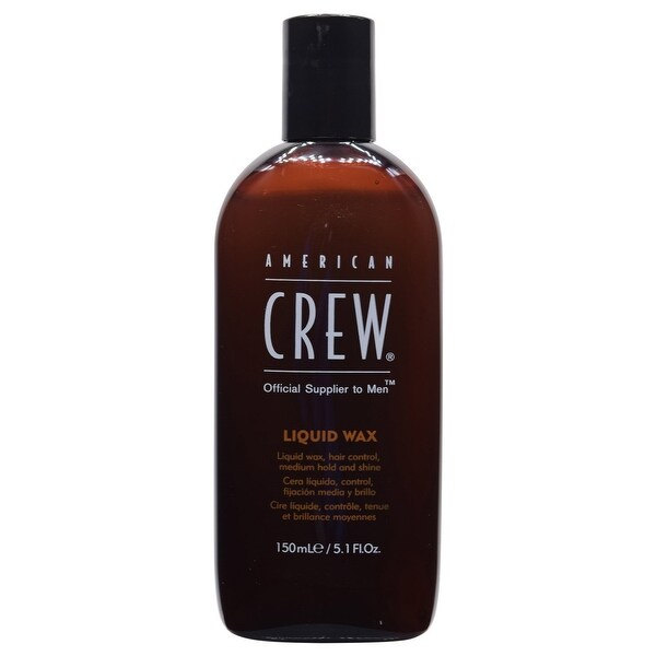 American Crew Liquid Wax 5.1 Oz